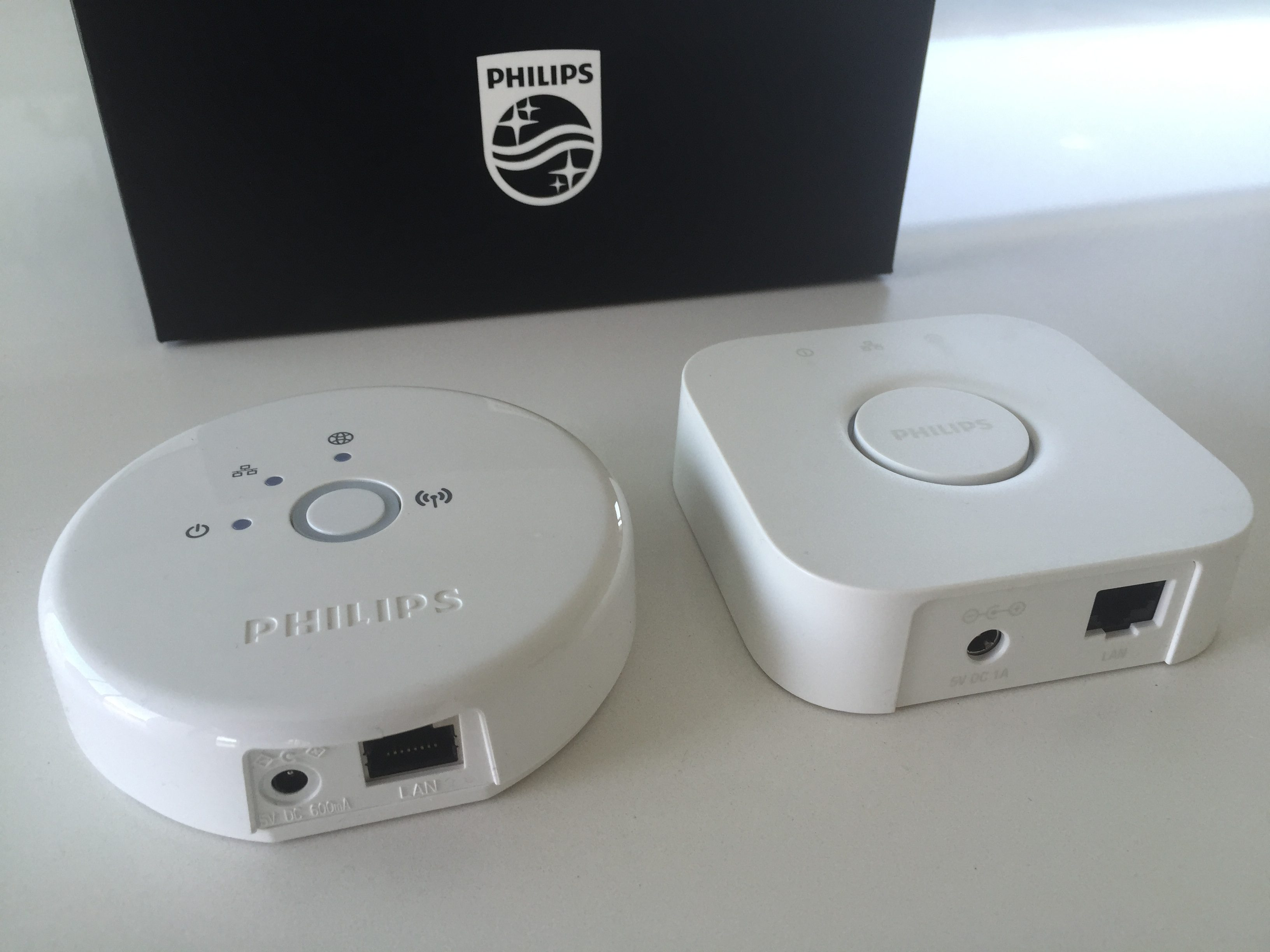 Philips Hue Gen 2 : Nouvelle application